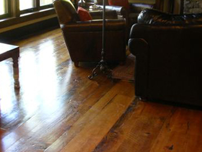 Rich Wood Floor